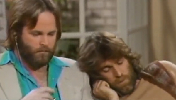 The Beach Boys Good Morning America Dennis Wilson Wasted Drunk