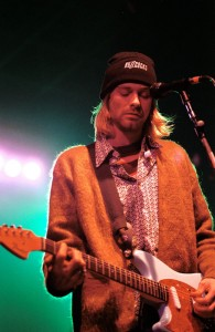 Kurt Cobain Meets The Buzzcocks Nirvana 1994 Beanie