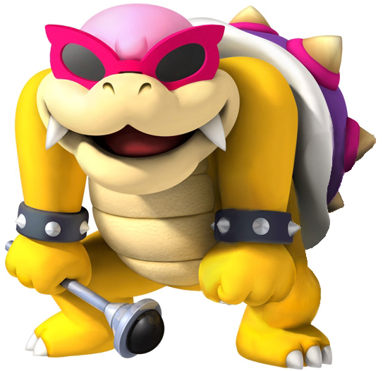 Roy Koopa Roy Orbison Kooplings Super Mario