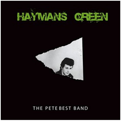 The Pete Best Band Haymans Green Anthology 1 Album Cover Cut Out