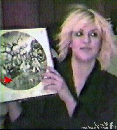 Courtney Love Grateful Dead Aoxomoxoa Album Cover