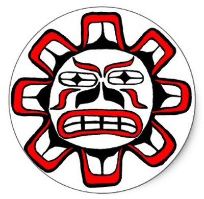 Haida American Indians Inspired Both The Red Hot Chili Peppers Logo