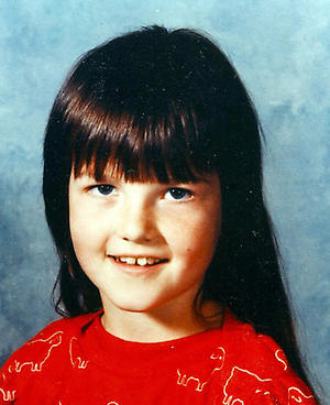 Meg White The White Stripes School Yearbook Photo