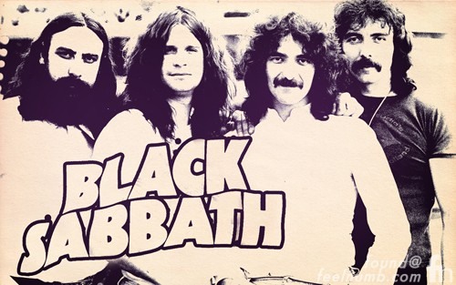 Black Sabbath Bands With Black In Name