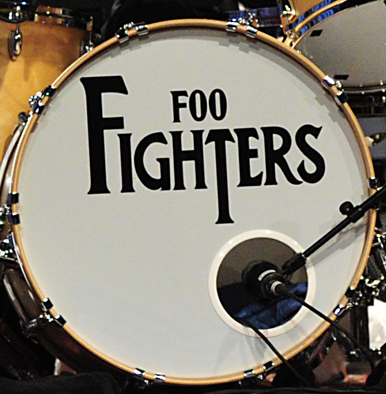 Taylor Hawkins The Beatles Foo Fighters Drop T Logo