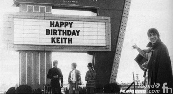 Keith Moon Drove A Car Into A Pool at The Holiday Inn On His