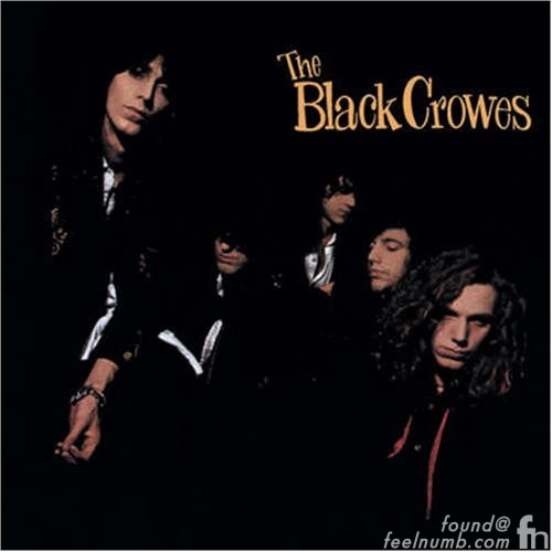 The Black Crowes Bands With Word Black