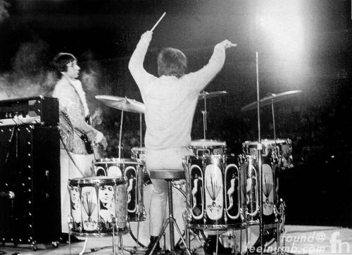 The Who Atwood Stadium Keith Moon Birthday Party Holiday Inn Michigan