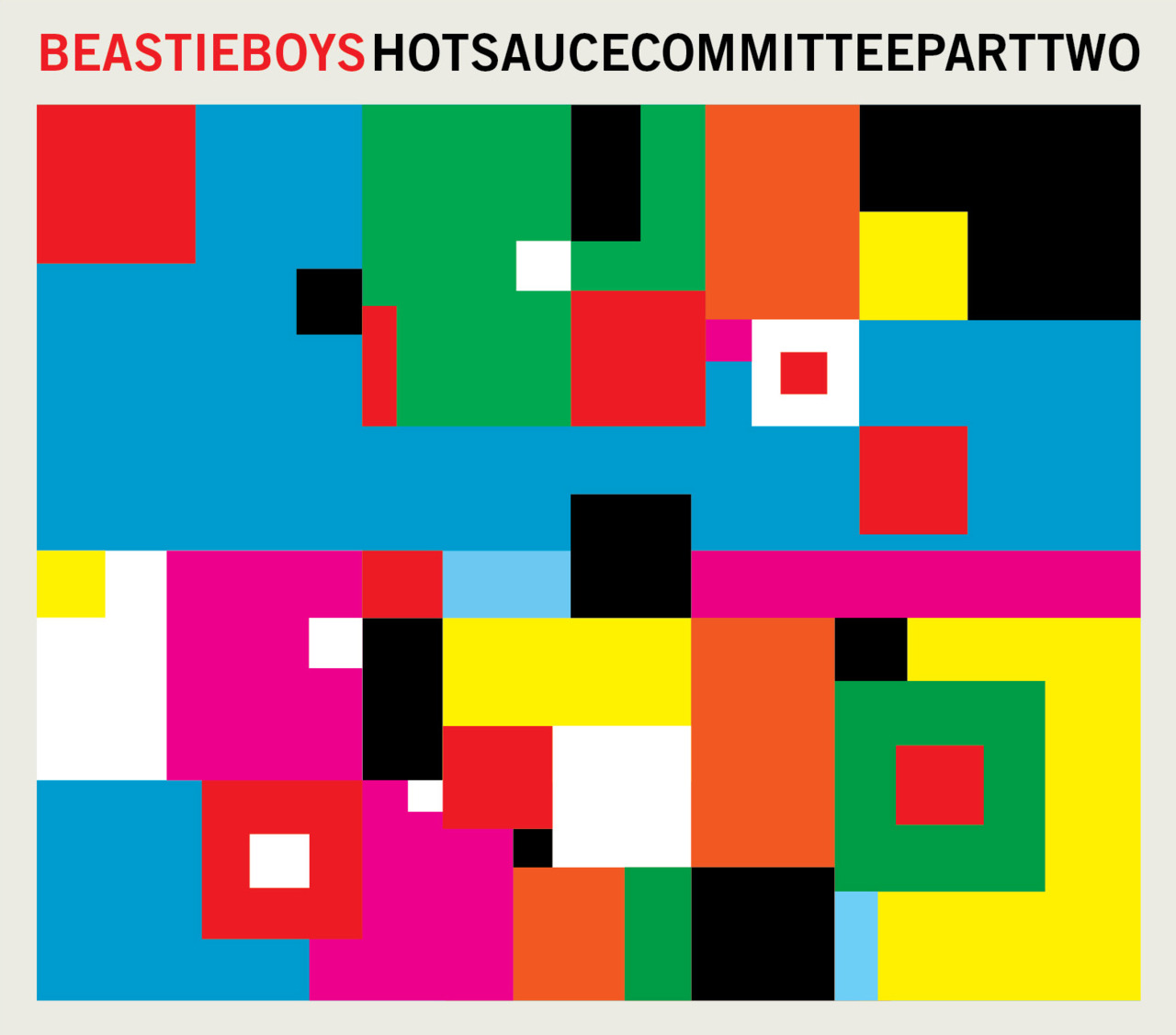 Beastie Boys Hot Sauce Committee Part Two Album Cover Meaning?