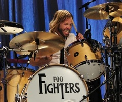 Taylor Hawkins The Beatles Foo Fighter Logo Ringo Starr