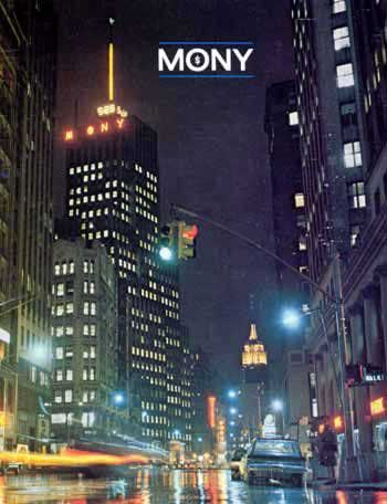 Tommy James Mutual Of New York Building Mony Mony