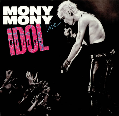 Billy Idol Mony Mony Mutual Of New York Building