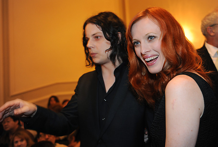 Jack White Throws Party To Celebrate His Impending Divorce From Karen Elson