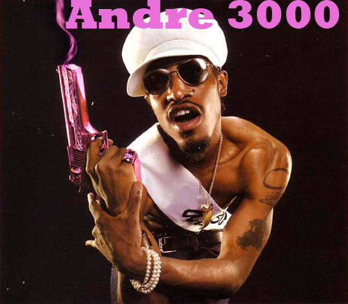 Rappers With Numbers In Their Names Andre 3000