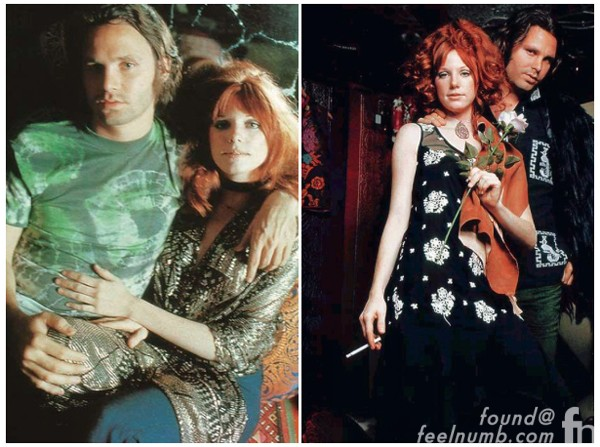 Pamela Courson Jim Morrison Girlfriend Wife Death Los Angeles April 25 1974  sc 1 st  FeelNumb.com & Three Years After Jim Morrison\u0027s Death: His \u201cCosmic-Mate\u201d Pamela ...