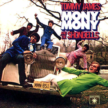 Tommy James The Shondells Mony Mony Mutual Of New York Building