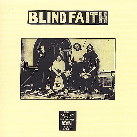 Blind Faith Album Cover Story