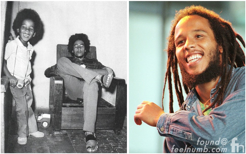 David Ziggy Marley Bob Marley Rita Children Kids