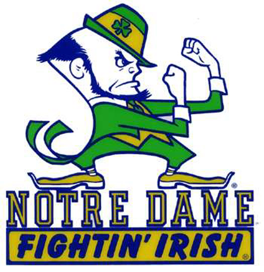 Notre Dame Fighting Irish Scott Weiland