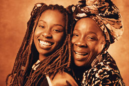 stephanie-and-rita-marley