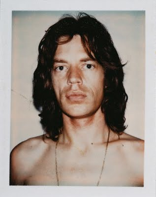 Mick Jagger The Rolling Stones Beard
