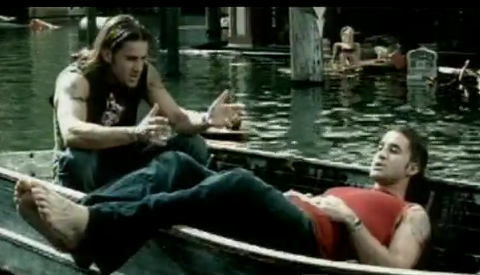 Scott Stapp Saving Himself My Sacrifice Video Creed