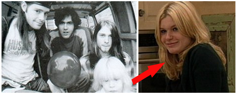 Kurt Cobain Sister Breanne O'Connor Nirvana Mother Wendy