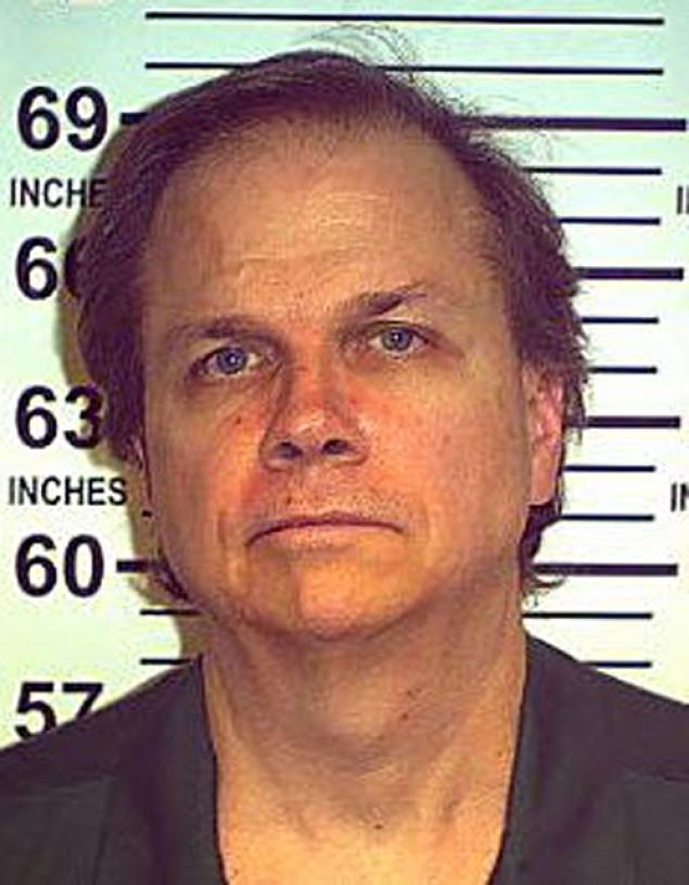 Mark David Chapman Mugshot 2012 Wende Correctional Facility 2012