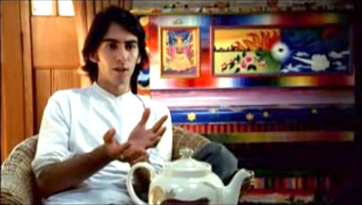 Dhani Harrison John Lennon The Fool Piano Friar Park