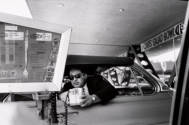 The Beastie Boys Ill Communication Album Cover Bruce Davidson Drive-Through