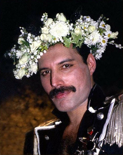 Freddie Mercury Queen Birthday September 1964