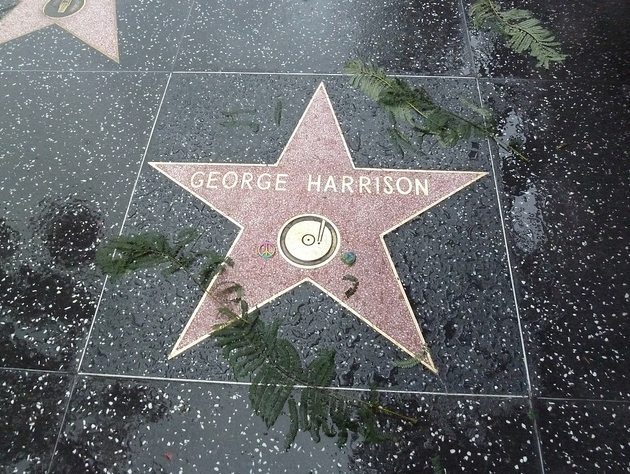 George Harrison Hollywood Walk Of Fame Star