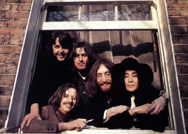 The Beatles With Yoko Ono