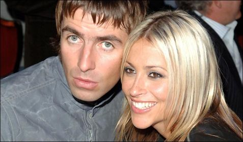 Liam Gallagher Nicole Appleton Wedding Westminster Register