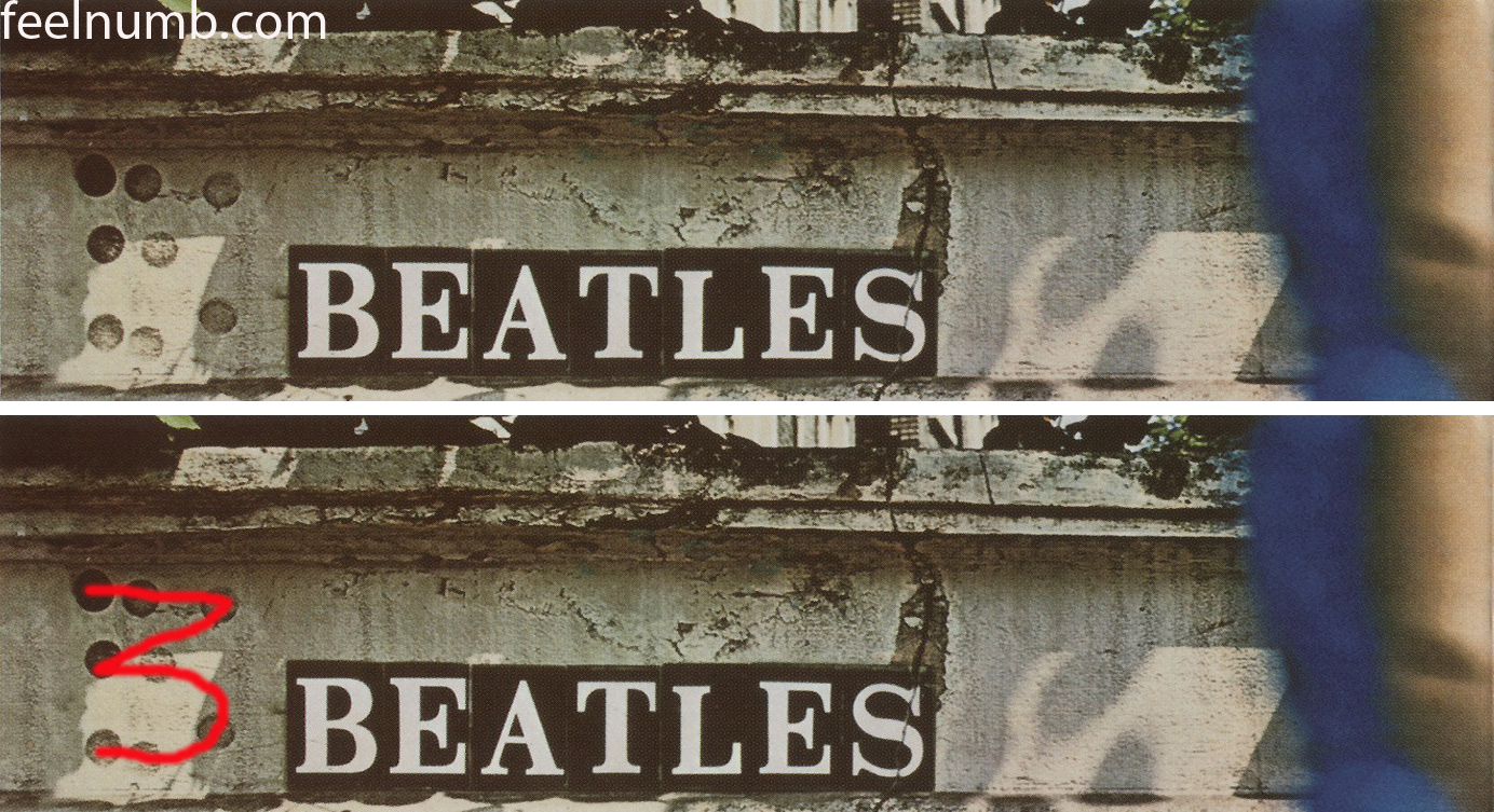 Paul Is Dead The Beatles Abbey Road 3 Beatles
