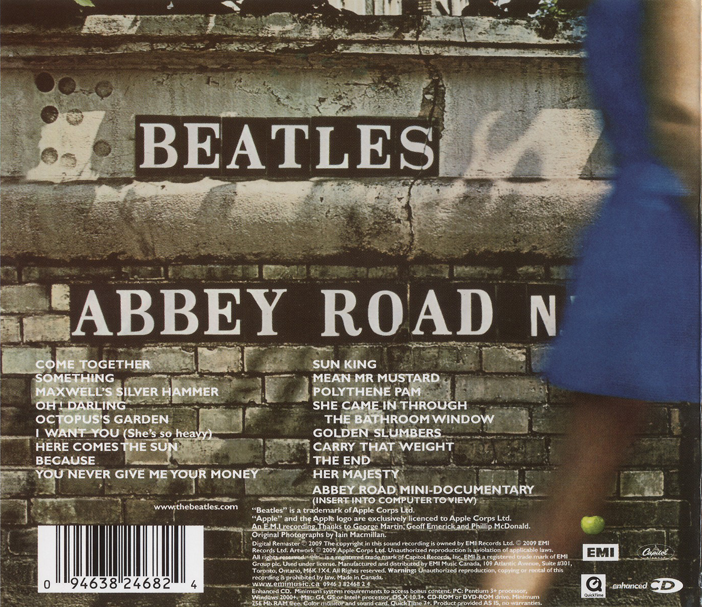 The Beatles Abbey Road Paul Is Dead 3 Beatles Clue