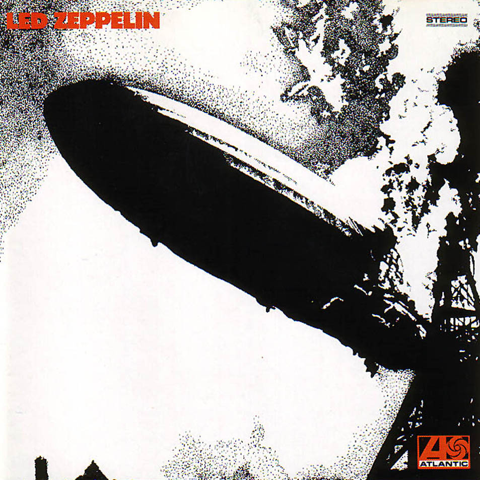 Led Zeppelin I Hindenburg Crash New Jersey