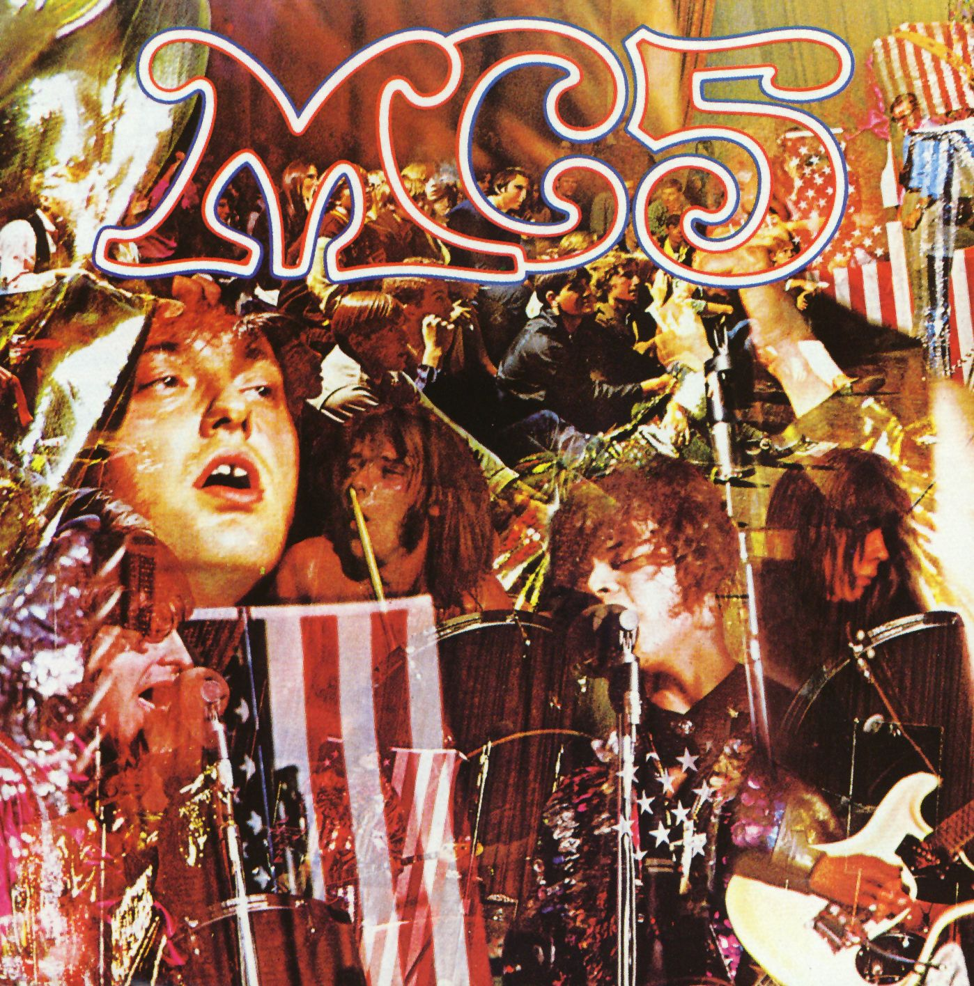 MC5 Kick Out The James Fuck Hudson's Ad