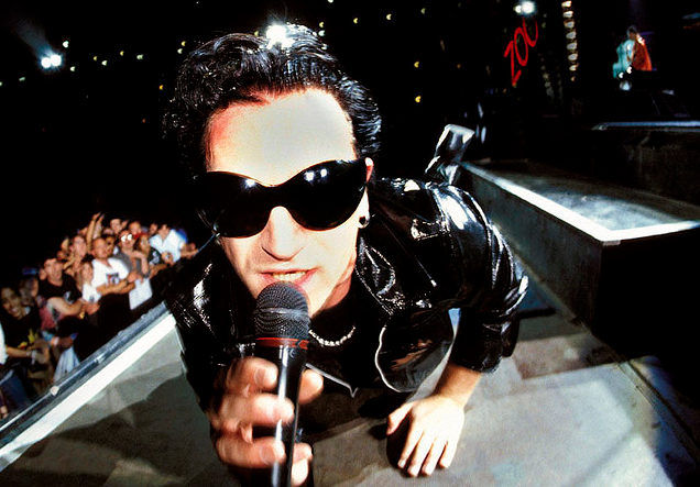 Bono Zoo TV Fly Glasses U2