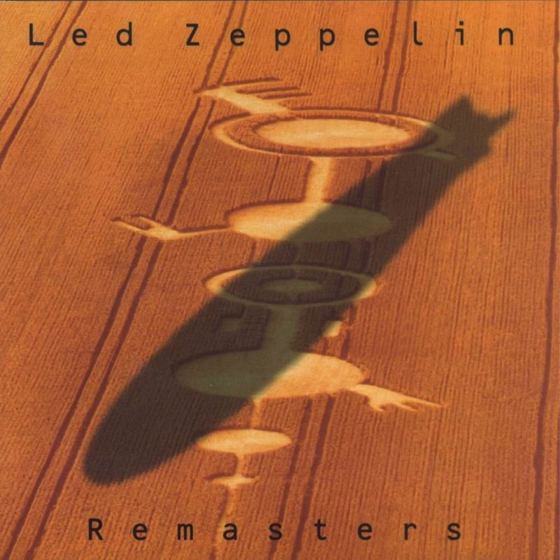Led Zeppelin Remasters Crop Circles Photo Australia