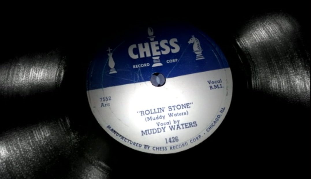 Muddy Waters The Rolling Stones Rollin' Stone