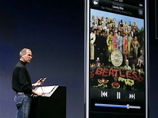 The Beatles Steve Jobs Sgt. Pepper Keynote Speech