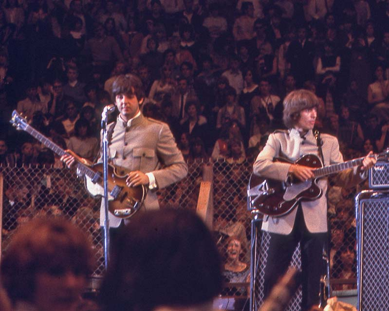 The Beatles Live Concert The Cow Palace August 31, 1965