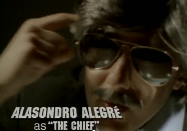 "Alasondro Alegre ""The Chief"" Beastie Boys Sabotage Video Mike D"