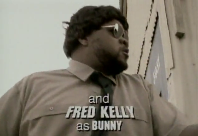 Fred Kelly As Bunny DJ Hurricane The Beastie Boys Sabotage Video