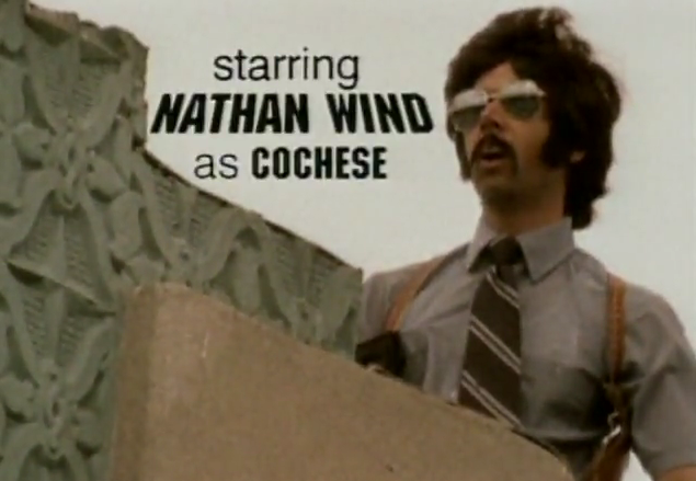 Nathan Wind Cochise Sabotage Video MCA The Beastie Boys
