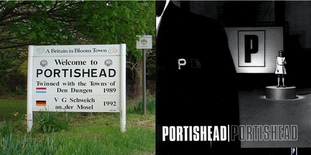Portishead Band Name Town Name