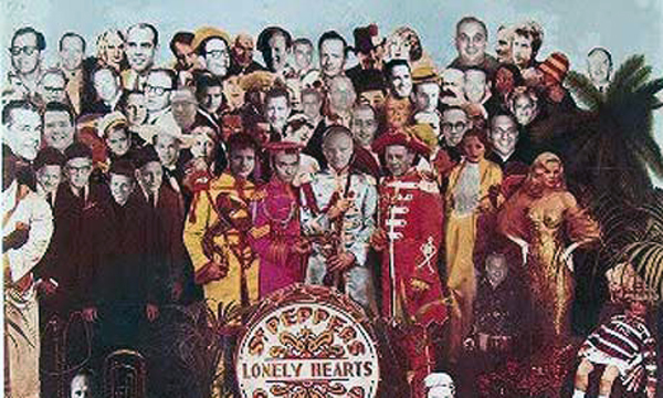 The Beatles Sgt. Peppers Lonely Hearts Club Band Capitol Records Collectors Edition
