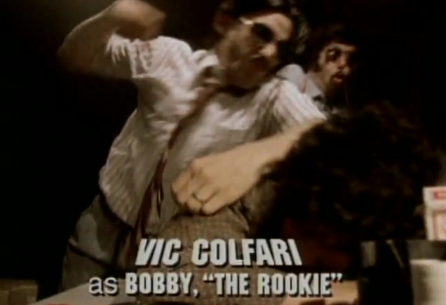 "Vic Colfari ""The Rookie"" Beastie Boys Sabotage Video Ad Rock"
