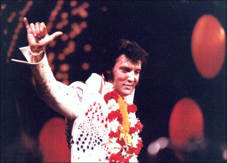Elvis Aloha Hawaii 1973 BBC Radio 2 Commercial